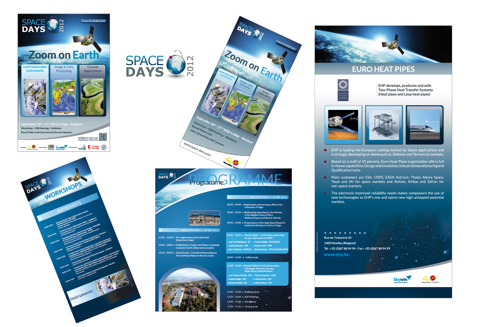 Wallonie Espace - Space Days