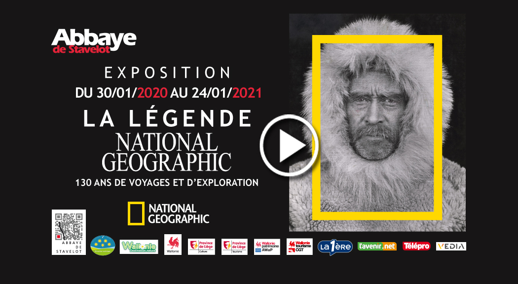 National Geographic s'expose à Stavelot !