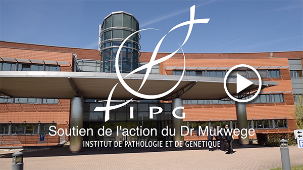 NC COMMUNICATION IPG DR MUKWEGE video